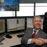 Ontwerp van havencoördinatiecentrum (HCC)