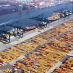 Werkbelasting bij een havenbedrijf door een nieuwe toekomstvisie