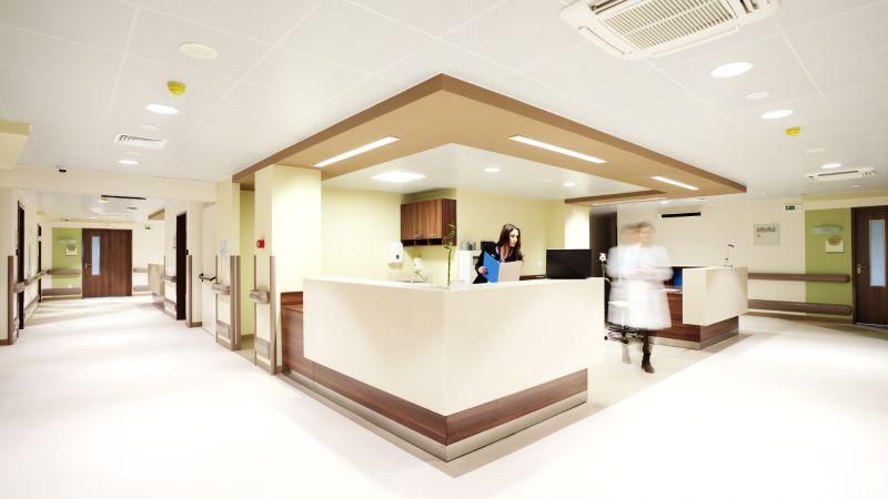 Kies de juiste ziekenhuisbalie